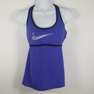 Nike women's athletic top razorback size 6